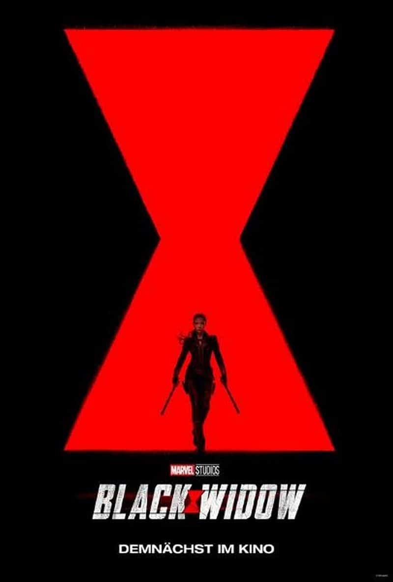 Poster zu MArvels Black Widow