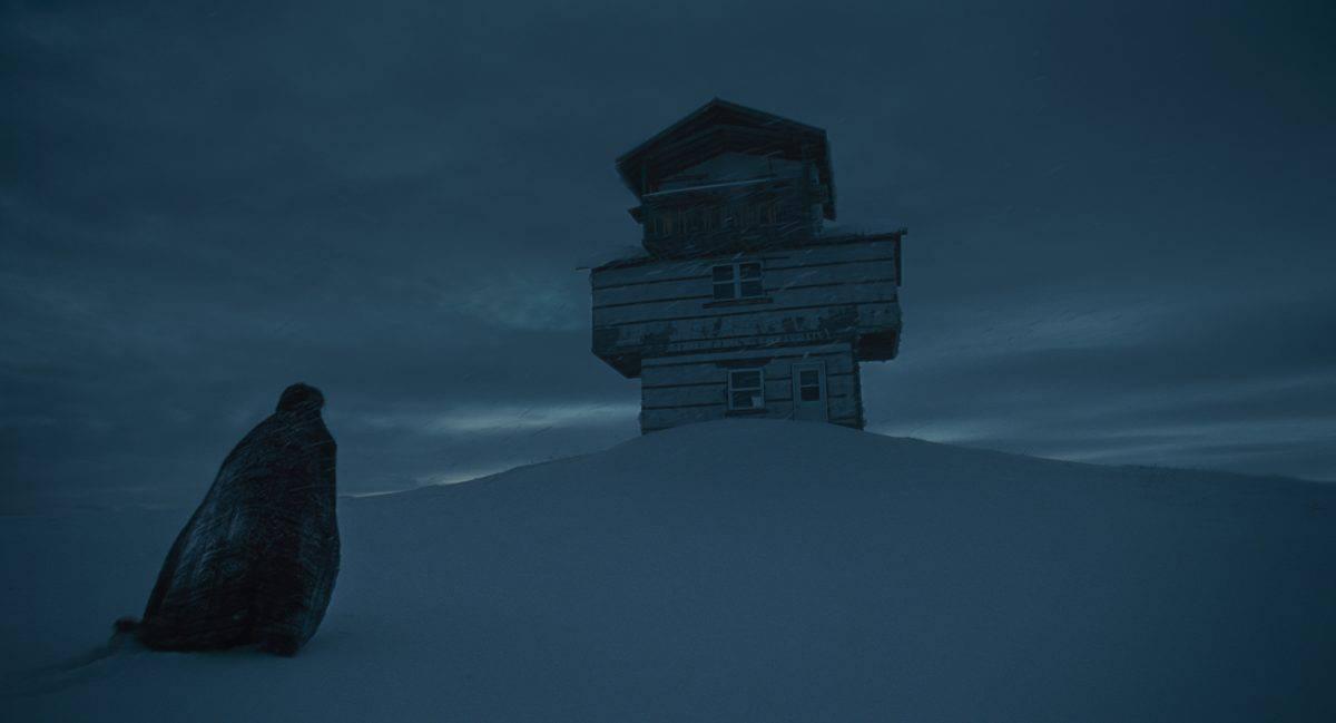 """Eine Hütte mit vielen Geheimnissen © SquareOne Entertainment  Kinomeister Filmkritik zu """"The Lodge"""" - Kinostart am 06.Februar 2020"""