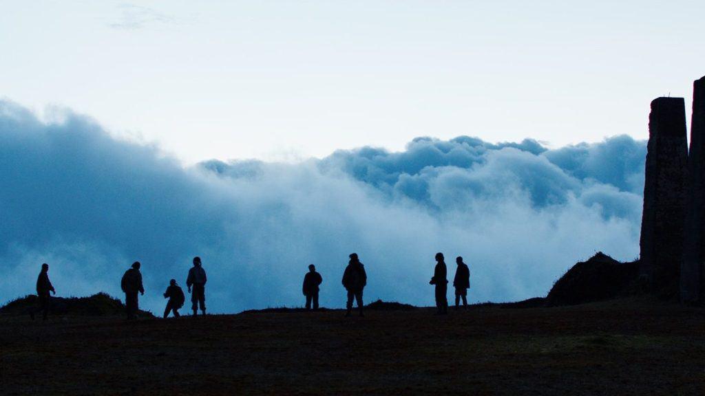Berglandschafzt in Kolumbien auf 4000 Meter Höhe