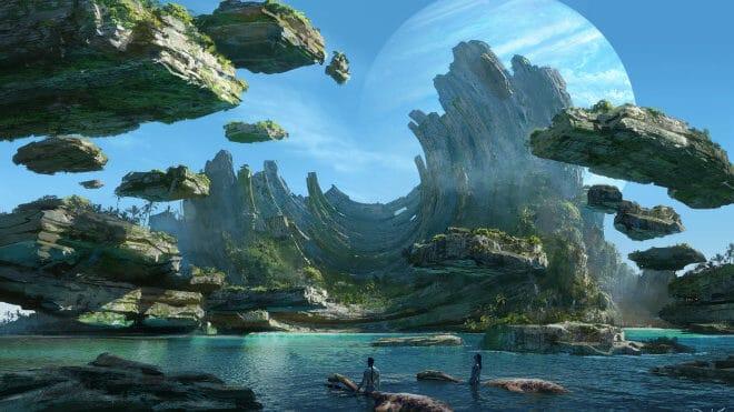 Avatar 2 ist in Produktion.