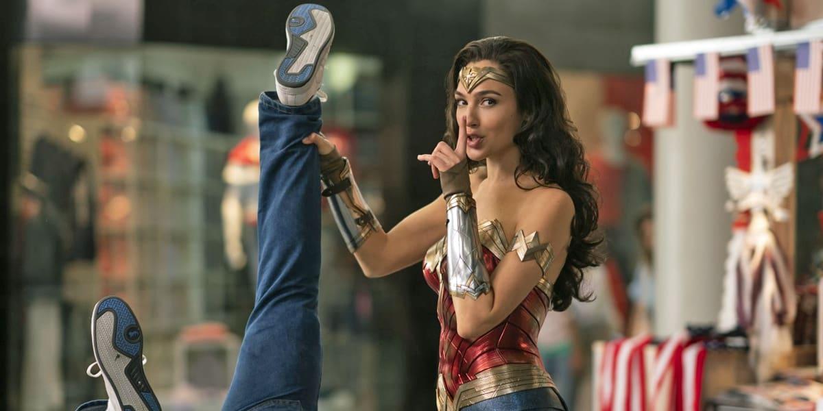 Wonder Woman 11984 mit Gal Gadot