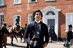 Dev Patel als David Copperfield