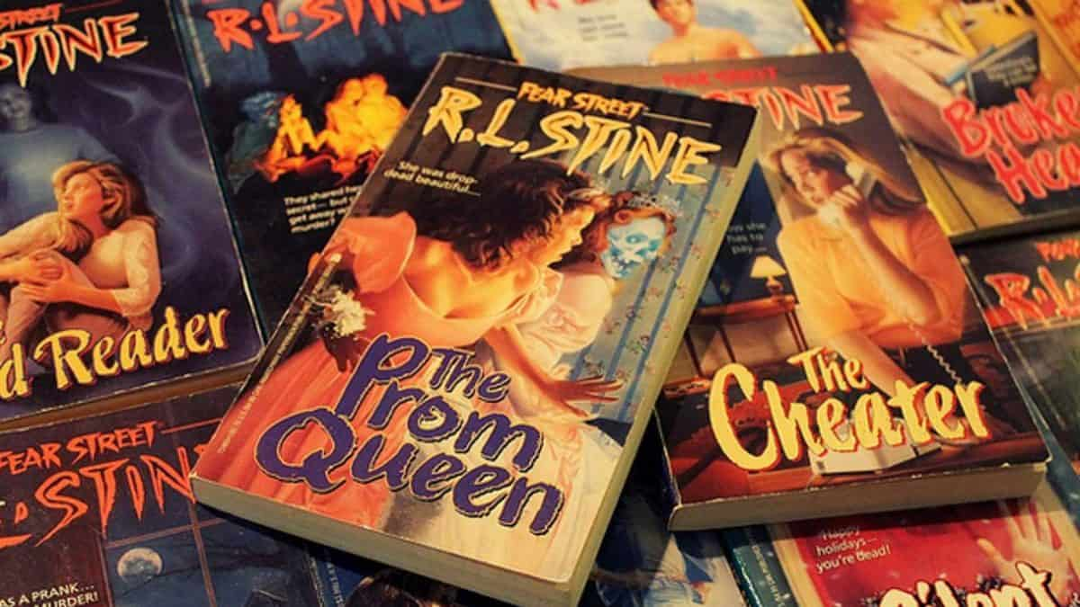 Die Bücher Trilogie zu Fear Street von R.L. Shine