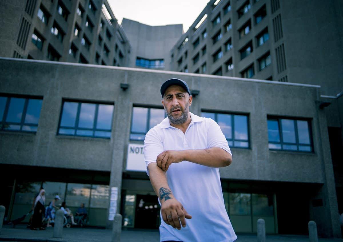 Kida Ramadan als Nabil in IN BERLIN WÄCHST KEIN ORANGENBAUM