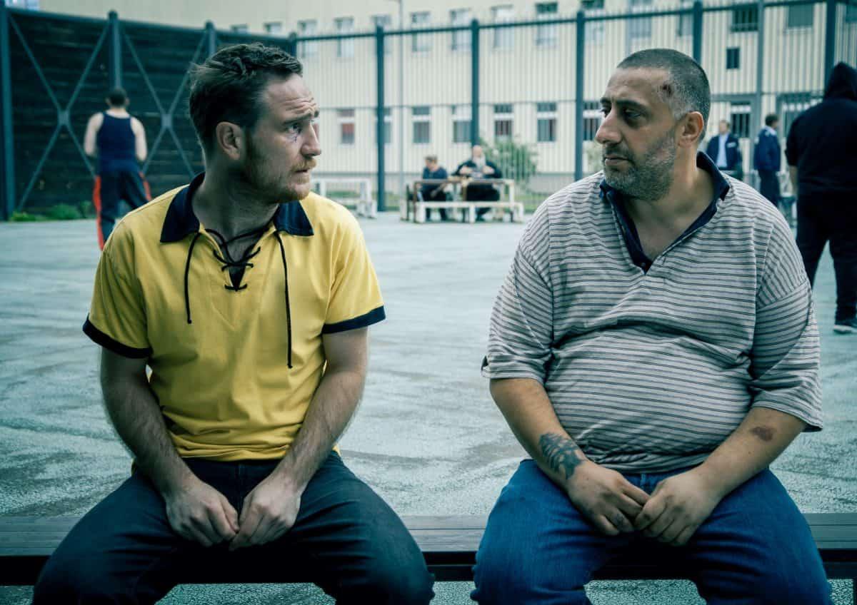Frederick Lau als Mike und Kida Ramadan als Nabil in IN BERLIN WÄCHST KEIN ORANGENBAUM