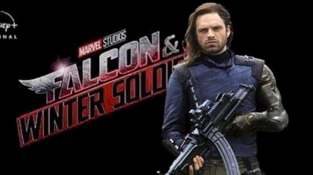 Sebastian Stan als Winter Soldier Bucky Barnes