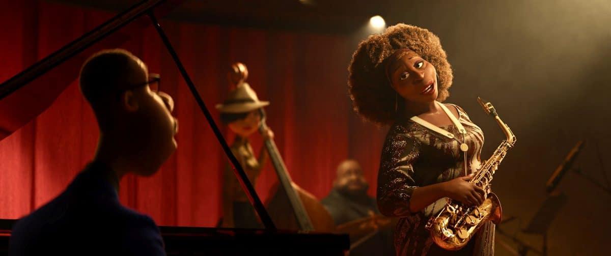 Angela Basset leiht ihre Stimme für den kommnden Pixar Film Soul