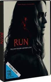 Ab 15. Jnauar kommt Run als DVD und Blu Ray