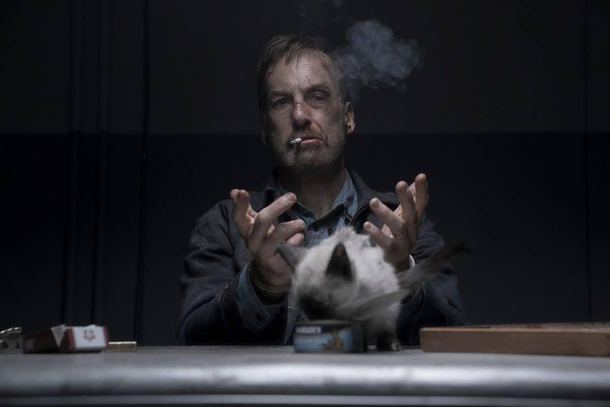 Bob Odenkirk as Hutch Mansell in Nobody,
