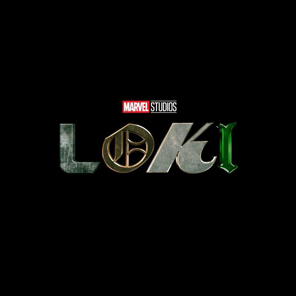 Loki Schrifzug für die kommende Serie bei Disney+