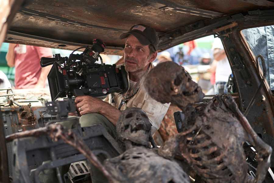 Zack Snyder liefert Army Of the Dead im Mai bei Netflix ab