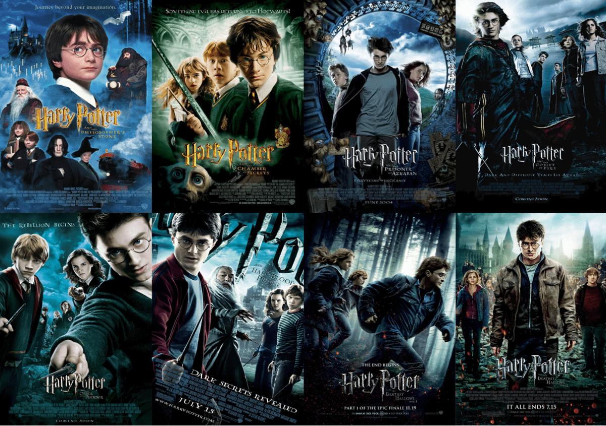 Harry Potter Serie In Entwicklung Kinomeister