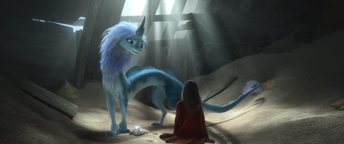 Sisu ist ein magischer, mythischer, selbstironischer Drache.