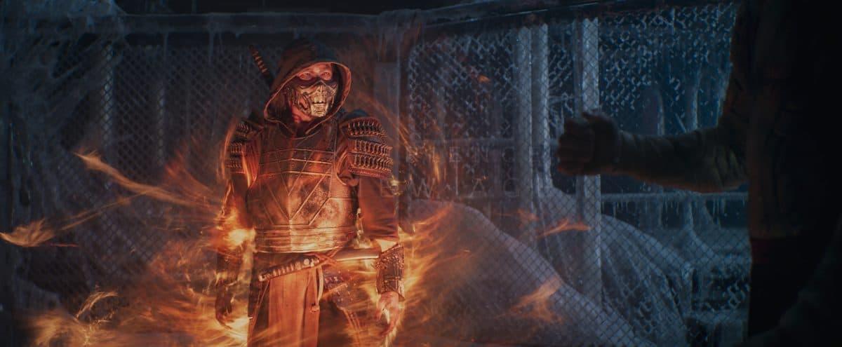 HIROYUKI SANADA als Scorpion/Hanzo Hasashi in Mortal Kombat