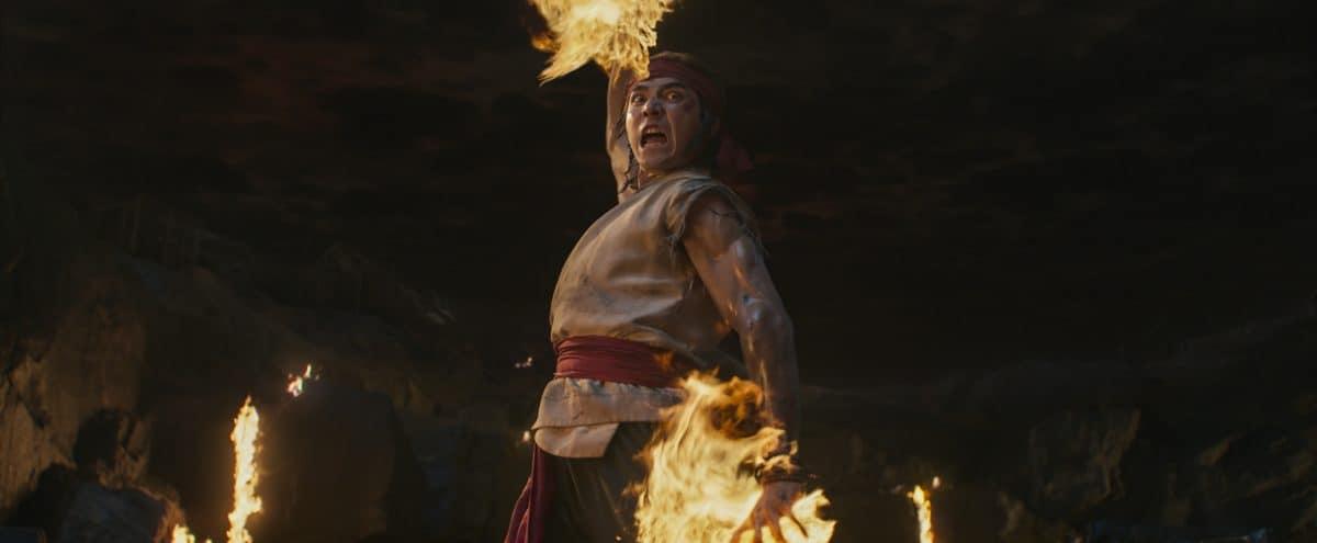LUDI LIN als Liu Kang Mortal Kombat