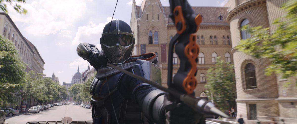 Der Taskmaster in Black Widow