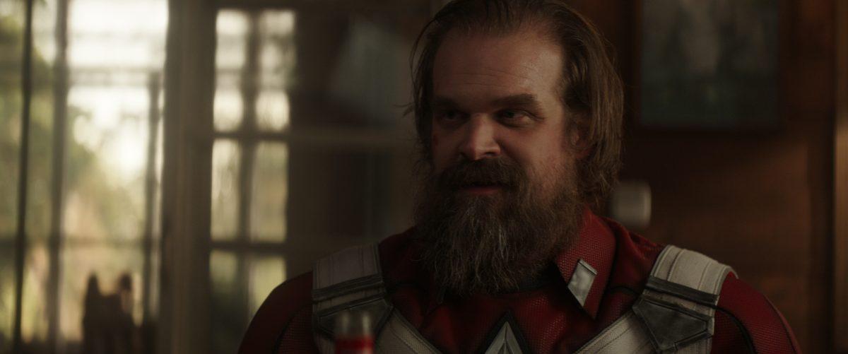 Alexei (David Harbour) in Marvel Studios' BLACK WIDOW