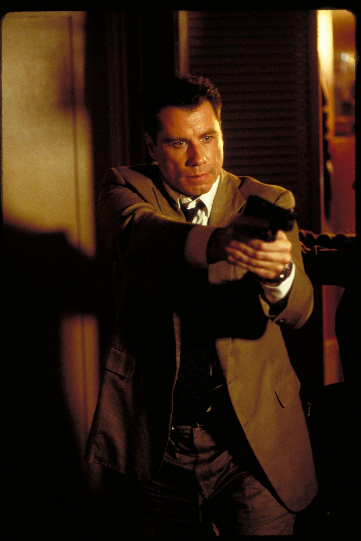 John Travolta ©Paramount Pictures in Die Tochter des Generals