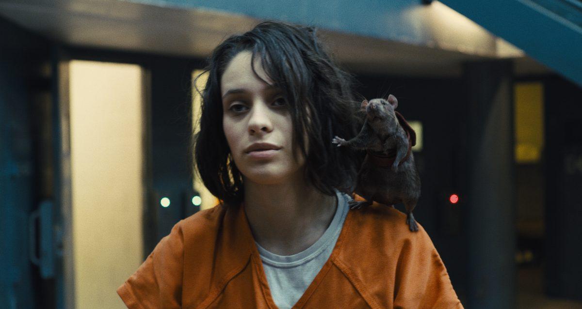 "DANIELA MELCHIOR als Ratcatcher 2 in ""THE SUICIDE SQUAD"""